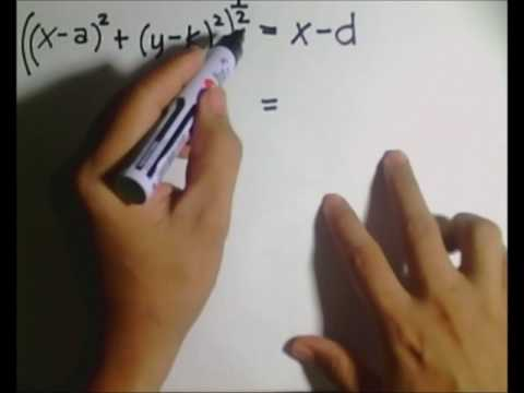 Parabola-Derivation of the Standard Form