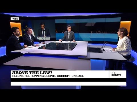 Above the law? Fillon still running despite formal investigation (part 1)