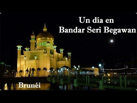Un día en Bandar Seri Bewagan, la capital de Brunéi
