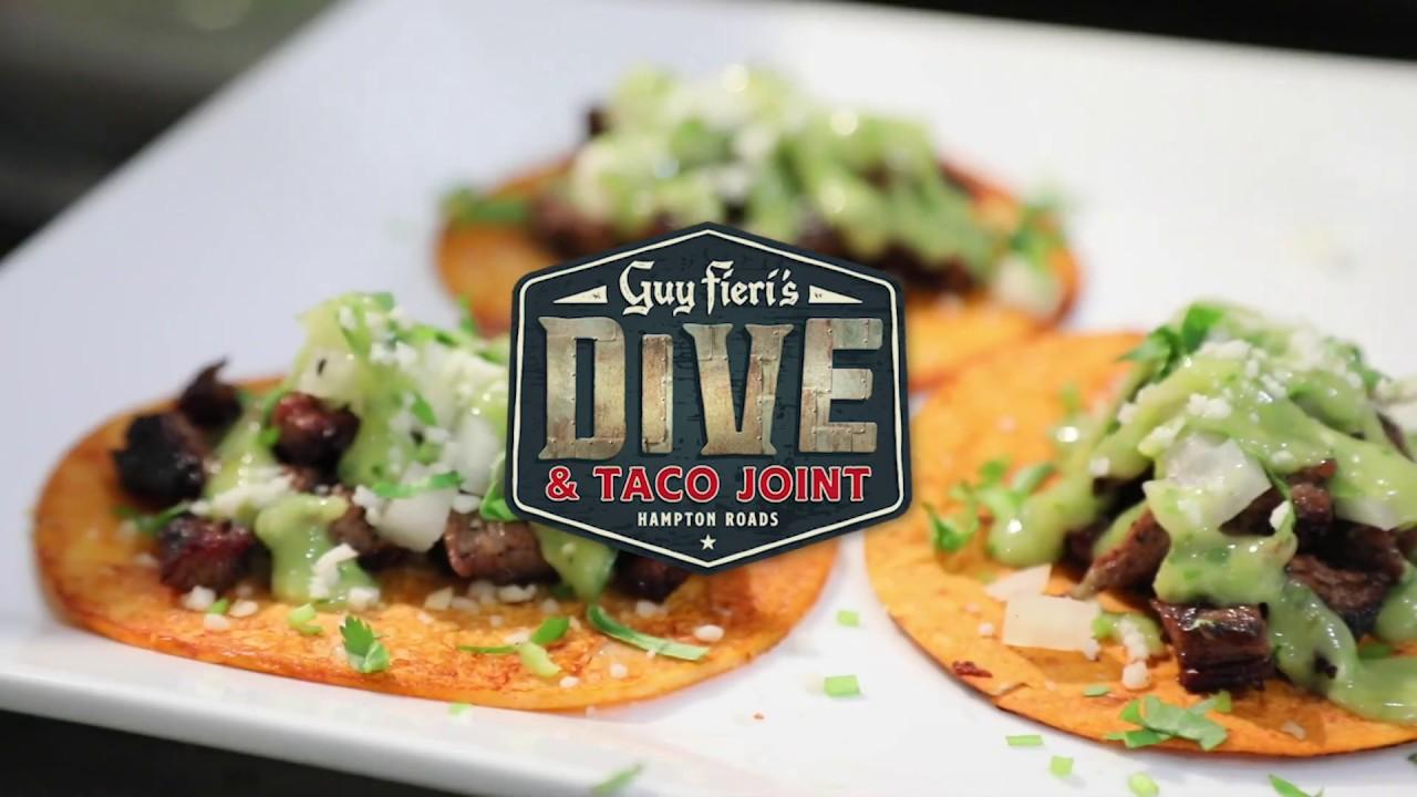 Icymi Guy Fieri Is Bringing 2 New Restaurants To Hampton Roads