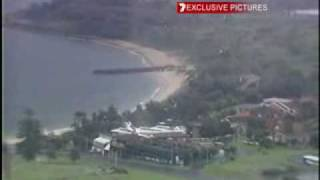 aerial tornado footage