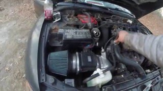 Replacing Oil pan gasket on a 1999 GSX