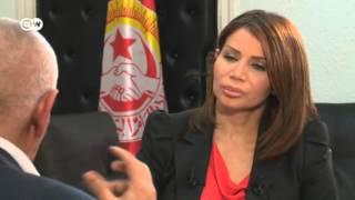 حسين العباسي في حوار خاص مع DW عربية: هناك أطراف في تونس تندد بالإرهاب علنا وتموله في الخفاء