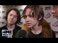 Capture de la vidéo Peace On Why They Chose To Get Involved With Bands 4 Refugees At The Vo5 Nme Awards 2017
