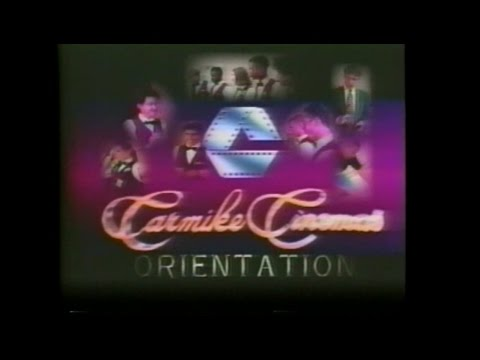 Carmike Cinemas Orientation Video (1995)