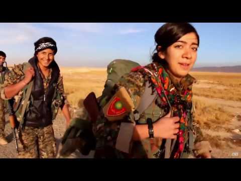 YPJ I YPG - Bad Girls (M.I.A.) - Remix