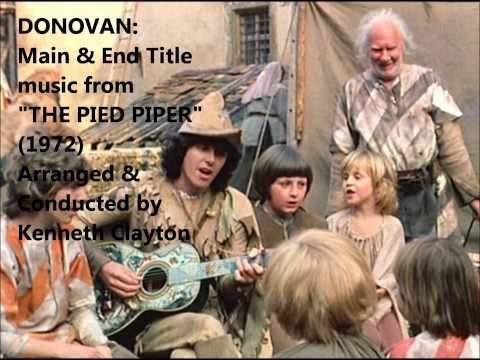 "Donovan: Main & End Title music from ""The Pied Piper"" (1972)"