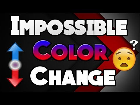 how to make water change colour magic tricj