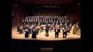 Conation Mass in C K317 by Mozart, (대관식 미사) KNUA Con. Choir & Chamber Orch../ Dr Henry J Paik (한예종)