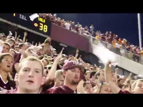 Texas A&M vs Tennessee 2016, The 12th man includes Jesus.