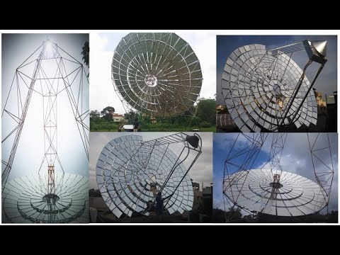 Solwedish Solar Dish Brief