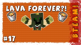 INFINITE LAVA!! Minecraft Thermal Expansion + MineFactory Reloaded - Attack of the Bteam