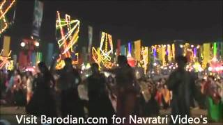 United Way of Baroda Garba 2012 Day 1 Part 5