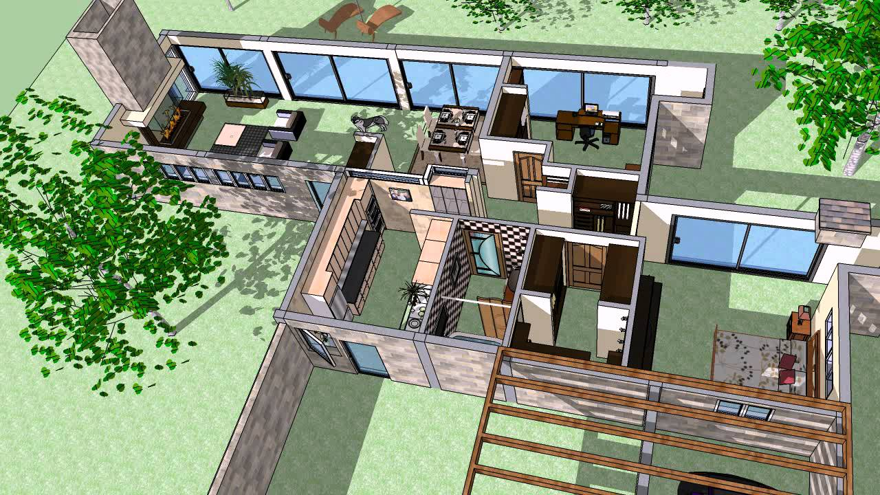 Case Study House 20A YouTube