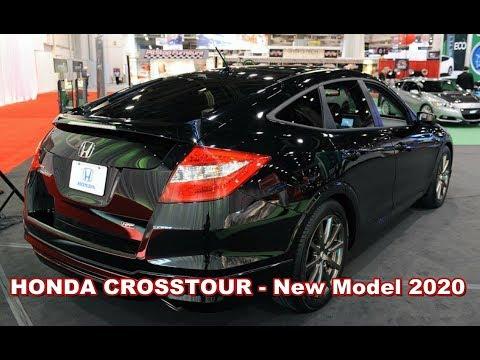 Honda Crosstour 2020 - New Model