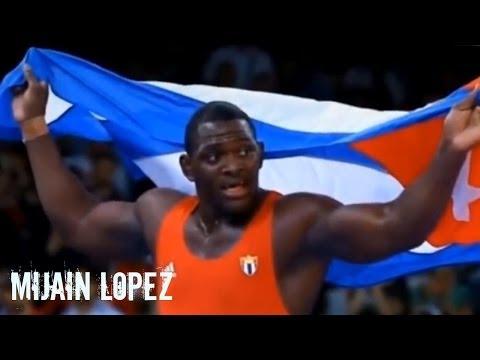 Mijain Lopez : United World Wrestling Champion