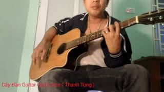 Guitar cover- Cay Đàn guitar Của lorca