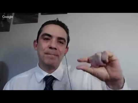 Conversatorio con  Alex S. Gonzalez