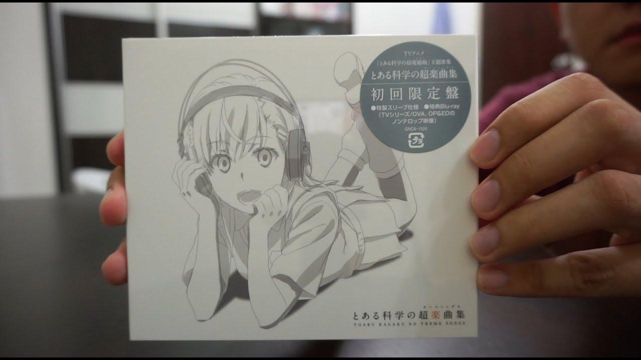 Toaru Kagaku No Railgun Best Album Youtube