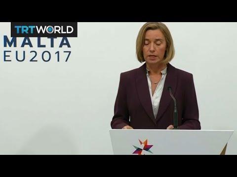 EU & Turkey ministers: EU accession talks could still continue