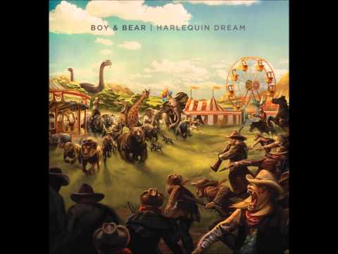 Boy and Bear - End of the Line