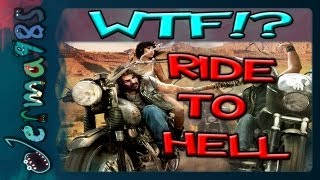 Oh My Goodness, This Game... [Ride to Hell: Retribution]