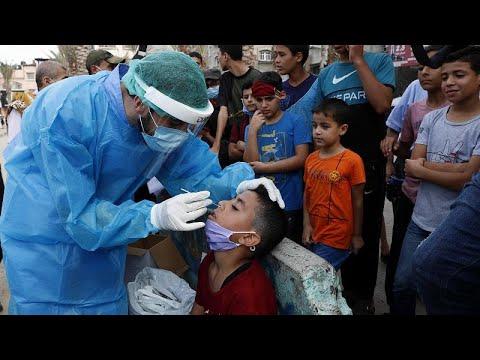 منظمة العفو الدولية تدعو إسرائيل لتوفير لقاح كورونا للفلسطينيين…