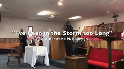 the storm bertrand bailey jr - Free Music Download