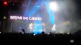 Время и Стекло.  Большой концерт в Перми. Имя 505. 404. 303.