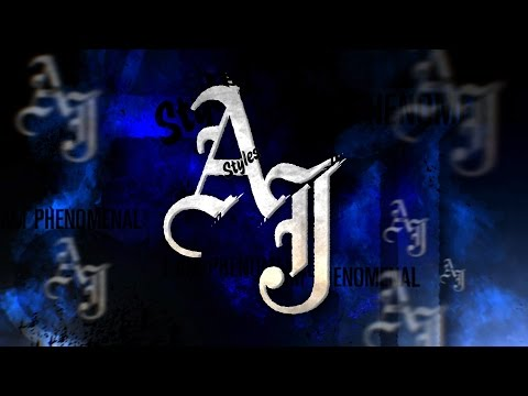 AJ Styles Entrance Video