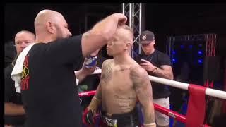 Kyron Dryden WINS TKO VICTORY !!