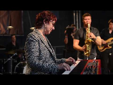 Elena Iourova - Live Performance @ Jazz Festival 2016 Riga Latvia (ft. Michael Lington)