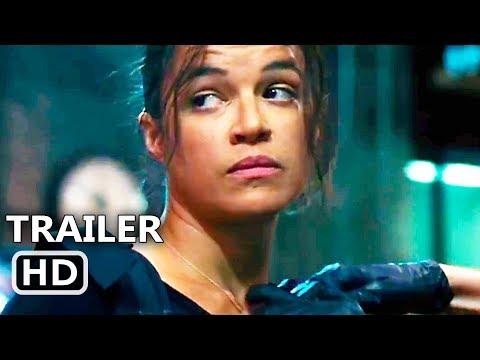 WІDΟWS    2 NEW 2018 Michelle Rodriguez, Liam Neeson Movie HD