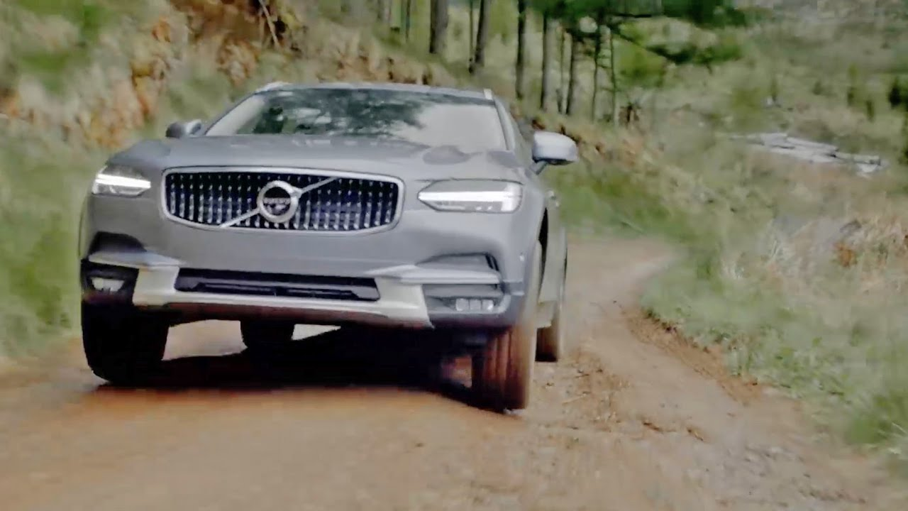 2017 Volvo V90 Cross Country The Volvo Wagon Of Your Dreams Youtube