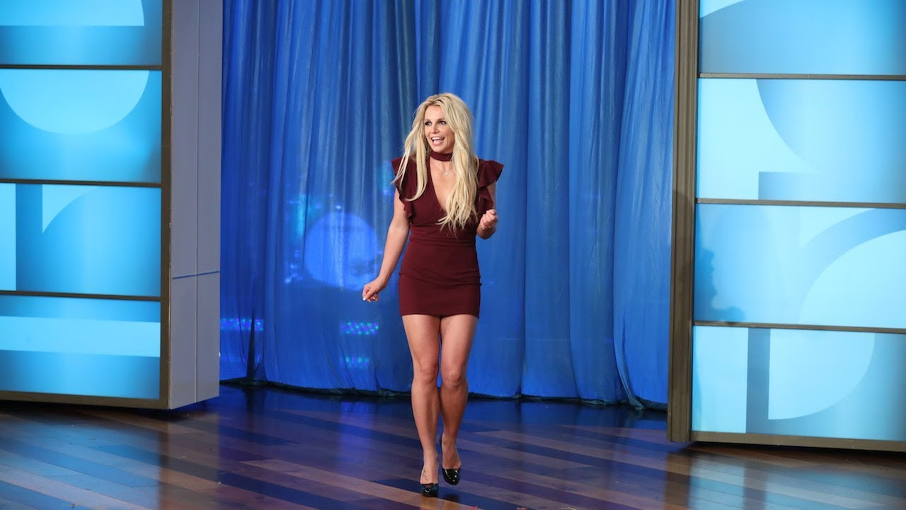 Britney Spears Makes a Surprise Visit for a BIG Announcement!