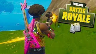 NO SKINNERS ARE THE CUTEST! - Fortnite Battle Royale with The Crew!