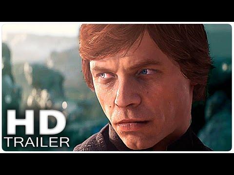 STAR WARS BATTLEFRONT 2 Reveal Trailer (Game 2017)