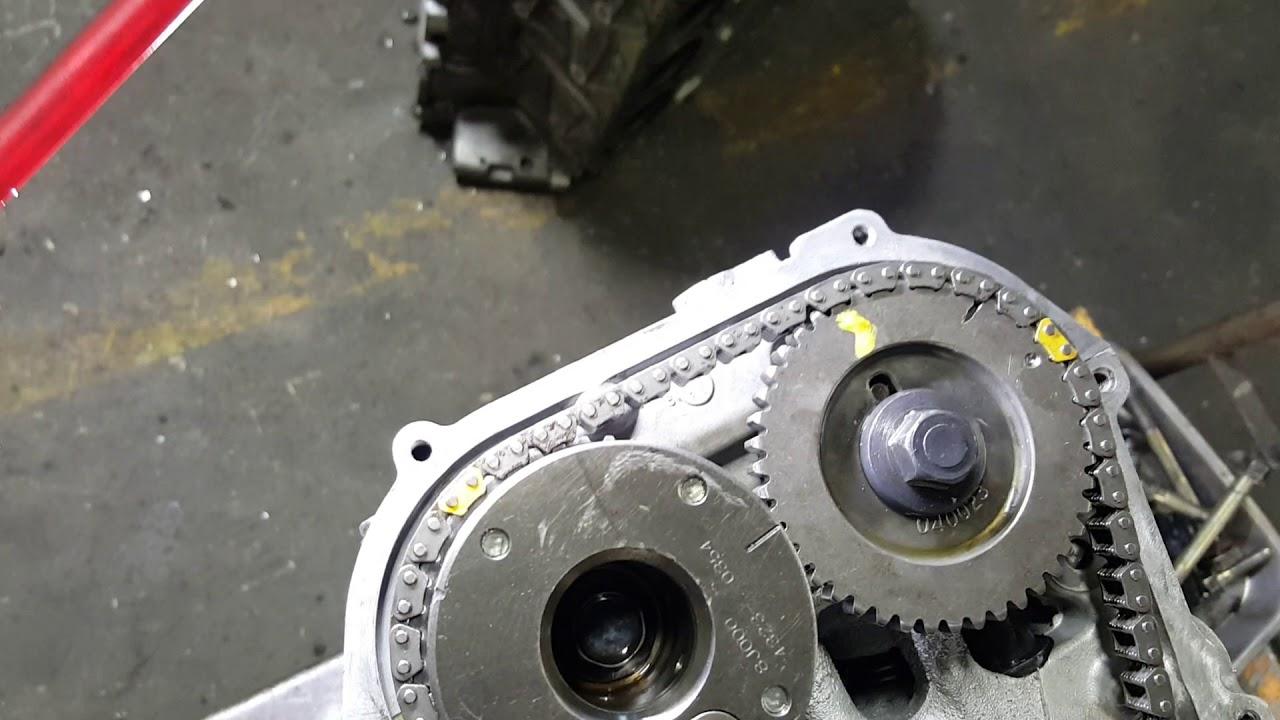 Nissan Altima Timing Belt