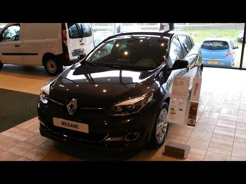 Renault Megane 2014 In depth review Interior Exterior