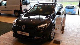 Renault Megane 2014 Videos