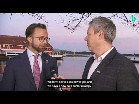 Bulk Talks about why the international market trusts Norway as a Data Center Nation