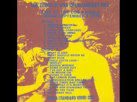 Since I've Been Loving You - Led Zeppelin Sept. 4th 1970