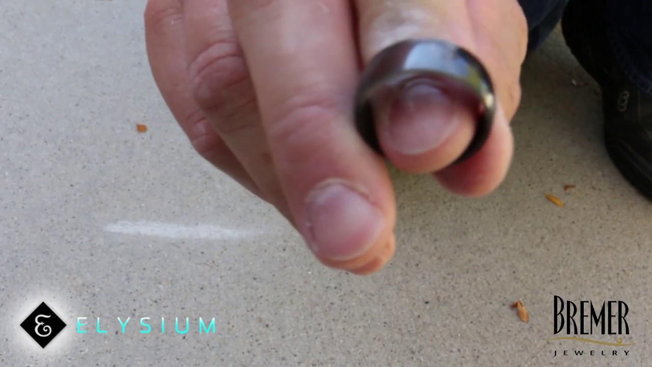 Elysium Scratch-Proof Rings