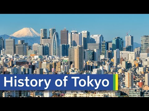 Why Is Tokyo The World's Largest Urban Area? (38 Million People!)