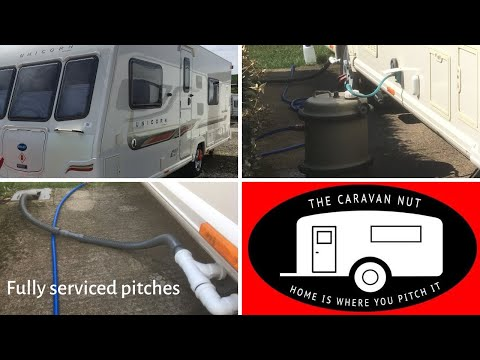 caravan mains water hook up