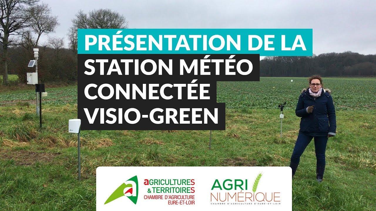 prsentation de la station mto connecte visio green