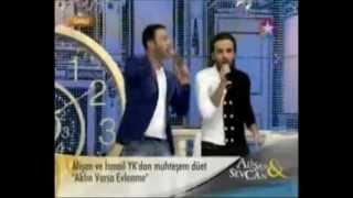 Alisan Ve Ismail Yk -  Aklin Varsa Evlenme Alisan Ile Sevcan 24.12.2012