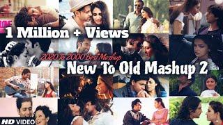New to old mashup part 2| 2020 2000 | 21 years songs on 1 beat find out think singer : @anurag abhishek @deepshikha raina music @devotees insanos r...