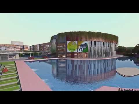 Mega Projects // Redevelopment of Pragati Maidan, New Delhi // Developing India