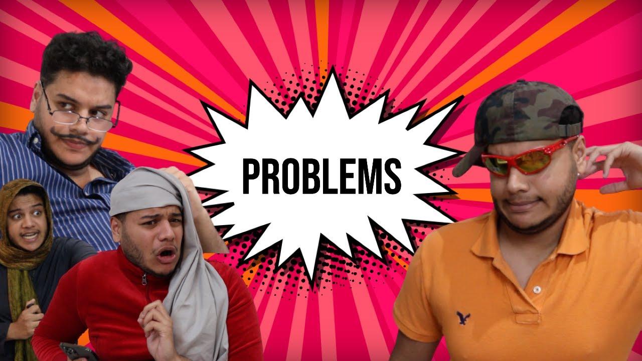 GHAR KI PROBLEMS | SUNNY JAFRY